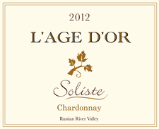 2012 L'Age D'Or Chardonnay Image
