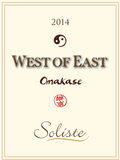 2014 West of East White Wine